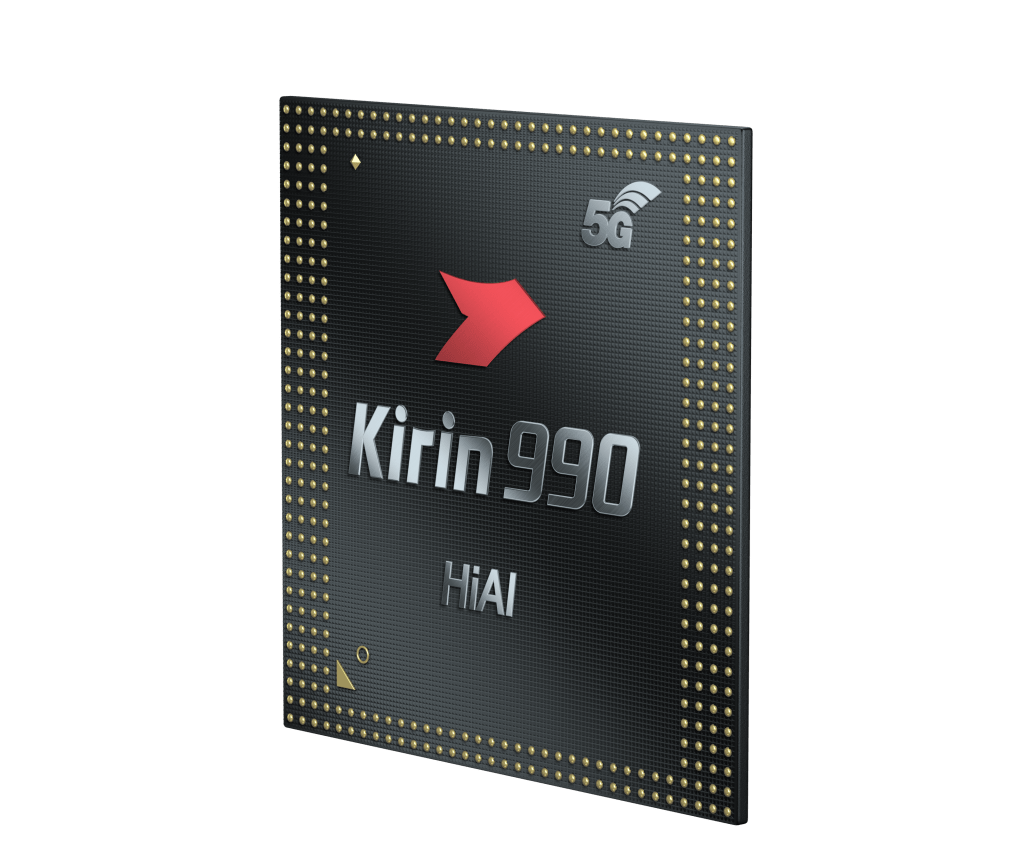 Product Photo Kirin 990 5G