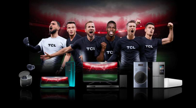 TCL Football partnership 2020 2021