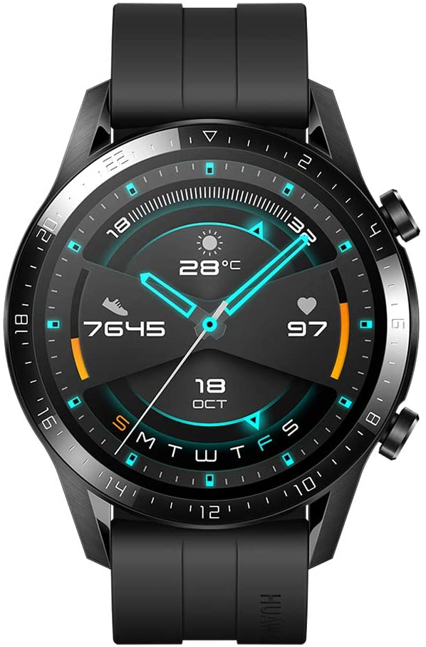 Huawei Watch GT2 Matt Black 46mm