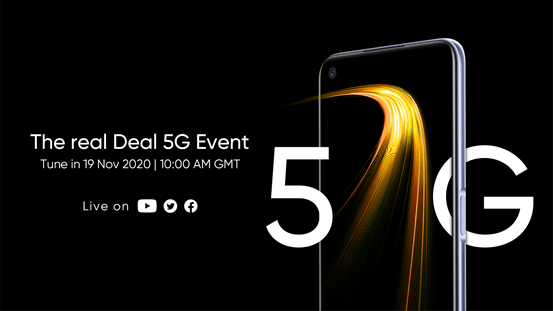 realme real deal event