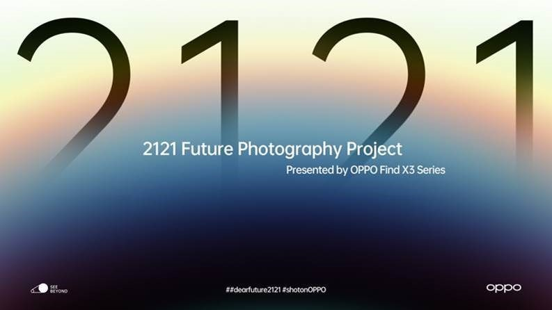 2121 Future Photography Project Oppo
