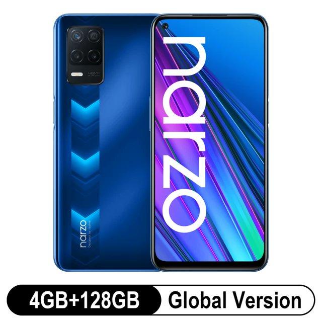 Narzo 30 5G Blue