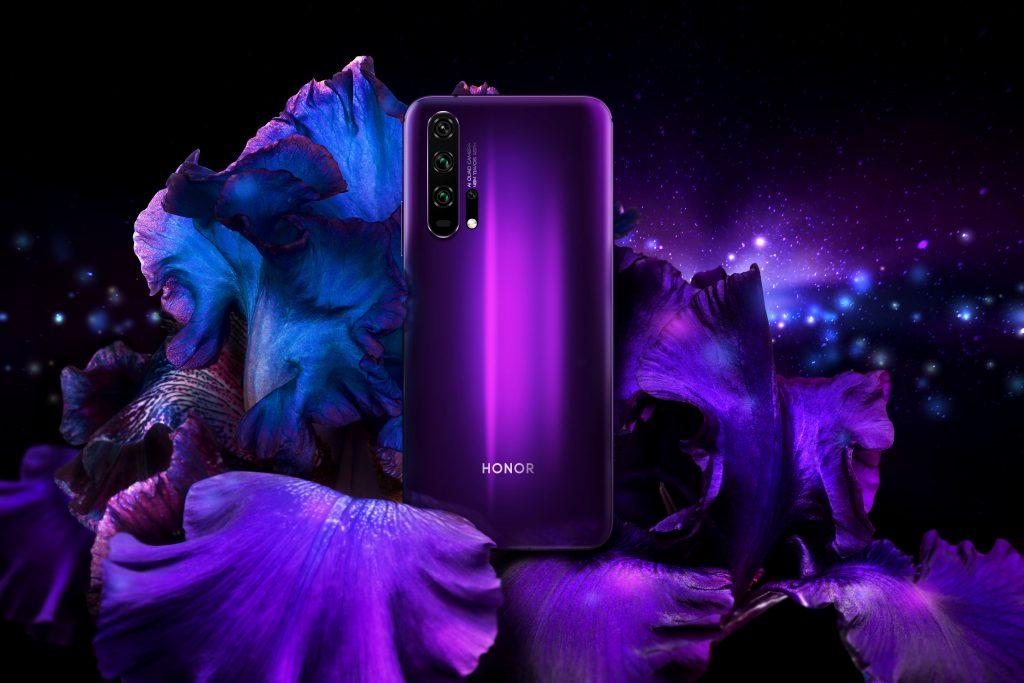 Phantom Blue Honor 20 Pro AI Phantom Black UK, Honor 20 Pro has at last got a release date for this week