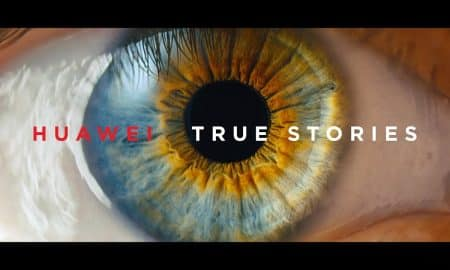 huawei technology AI true stories campaign, Huawei today unveils 'True Stories', a new campaign about benefits of Technology
