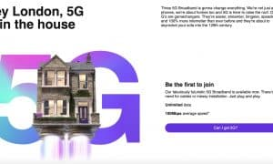 Three UK 5G unlimited 4G cost, Three UK to unleash the power of 5G at no extra cost